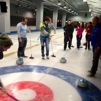 Снимок сделан в Московский кёрлинг-клуб / Moscow Curling Club пользователем Dmitry P. 5/31/2013