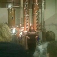 Foto diambil di Great Lakes Distillery oleh Jed S. pada 12/27/2012