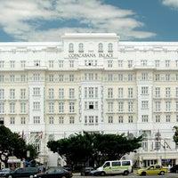 3/25/2013にAnton v.がBelmond Copacabana Palaceで撮った写真