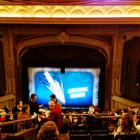 Photo Taken At Shn Golden Gate Theatre By Cheramie C On 1 17
