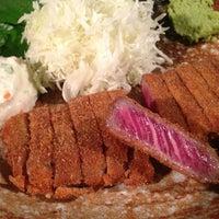 Das Foto wurde bei Gyukatsu Motomura von Toshihide S. am 6/29/2013 aufgenommen
