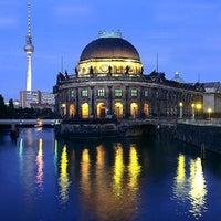 Photo prise au Île aux Musées par Oh-Berlin.com le11/30/2012