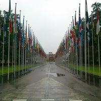 Photo prise au Place des Nations par Iakov E. le4/19/2013