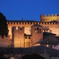 Foto scattata a Museo Storico di Gradara da Marche Tourism il 3/7/2013