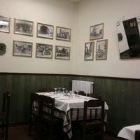 Das Foto wurde bei Trattoria Romagnola von Alfredo M. am 3/31/2013 aufgenommen