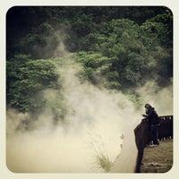 Foto tirada no(a) Beitou Park por Kopi P. em 10/25/2012