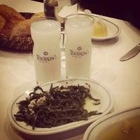 Снимок сделан в Cunda Balık Restaurant пользователем ayben 12/30/2012