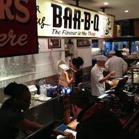 รูปภาพถ่ายที่ Bodean's โดย Eoin L. เมื่อ 12/19/2012