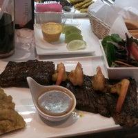 Photo taken at Sabor Latino Restaurant by Abdon C. on 11/17/2014