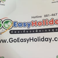 Photo prise au GoEasyHoliday par Tum le12/10/2012