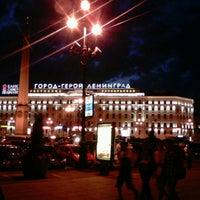 Снимок сделан в Ленинградский вокзал (ZKD) пользователем Николь Д. 6/10/2013
