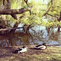 5/1/2013にЭльвираがフォンデル公園で撮った写真
