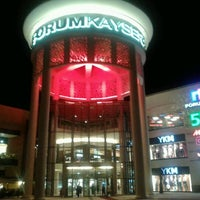 Foto tomada en Forum Kayseri por Deniz Yılmaz Y. el 10/2/2012