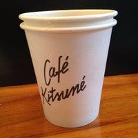 Photo prise au Café Kitsuné par Melforss le10/5/2014