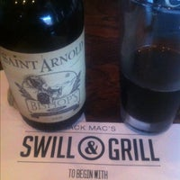 Foto diambil di Jack Mac's Swill & Grill oleh Skott K. pada 5/15/2013