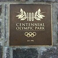 Foto tomada en Centennial Olympic Park por Maria Jose el 9/26/2013