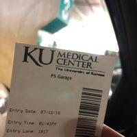 KU Medical Center - P5 Parking Garage - Rosedale - 0 tips