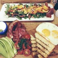 7/16/2013 tarihinde Rigina B.ziyaretçi tarafından Breakfast Cafe'de çekilen fotoğraf
