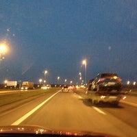 10/21/2012にМаринаがМ-2 Симферопольское шоссеで撮った写真