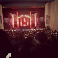 Снимок сделан в ДК Комбайностроителей пользователем Yulia S. 12/1/2012