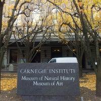 Foto diambil di Carnegie Museum of Art oleh Serge C. pada 11/27/2012