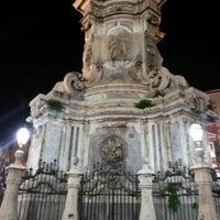 Foto scattata a Piazza del Gesù Nuovo da Christina B. il 1/6/2013