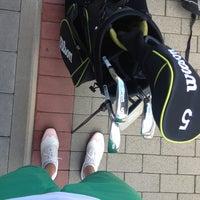 7/10/2013にLiaがGolf-Club Golf Range Frankfurt Bernd Hess e.K.で撮った写真