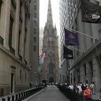 Foto tirada no(a) Trinity Church por HISTORY em 9/20/2012