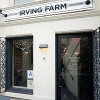 Foto scattata a Irving Farm Coffee Roasters da Irving Farm Coffee Roasters il 2/12/2015