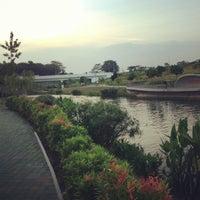 Снимок сделан в Punggol Waterway Park пользователем Maliah L. 10/16/2012