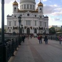 Photo prise au Bolshoy Kamenny Bridge par Yulia K. le9/29/2012