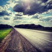 Photo prise au М-2 Симферопольское шоссе par Any N. le8/18/2013