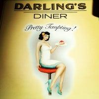 Foto diambil di Darling's Diner oleh Angelica pada 12/30/2012
