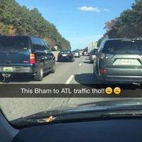 I-20 & I-459 - Intersection in Birmingham