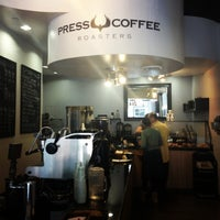 Photo taken at Press Coffee - Scottsdale Quarter by Lauren H. on 3/21/2013