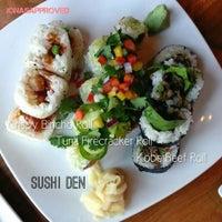 Снимок сделан в Sushi Den пользователем Jonas 5/3/2013