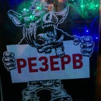 12/21/2012 tarihinde Ольга Ч.ziyaretçi tarafından Портер Паб / Porter Pub'de çekilen fotoğraf