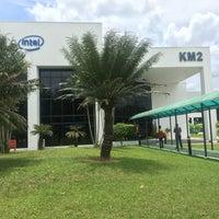Intel KM2 - Building