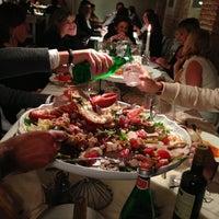 Foto scattata a Osteria Antica Quercia da Mauri il 11/3/2012