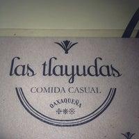 รูปภาพถ่ายที่ Las Tlayudas - Comida Casual Oaxaqueña โดย Georgina B. เมื่อ 7/10/2013