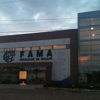 Foto tirada no(a) Faculdade de Macapá - FAMA por Guga em 10/24/2012