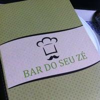 Foto tirada no(a) Bar do Seu Zé por Camilla C. em 12/12/2013