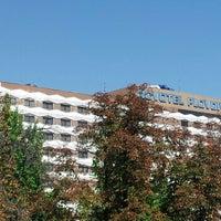 Снимок сделан в Grand Hotel Plovdiv пользователем Yordan T. 10/2/2012