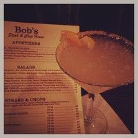 Foto tomada en Bob's Steak & Chop House por Carolina W. el 2/14/2013