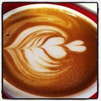 Снимок сделан в Taza. A social coffee house. пользователем sonny m. 4/9/2013