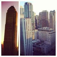 Снимок сделан в The Ritz-Carlton Chicago пользователем Olga💋 M. 4/21/2013
