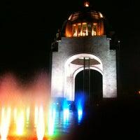 Foto tomada en Monumento a la Revolución Mexicana por Vic C. el 5/17/2013