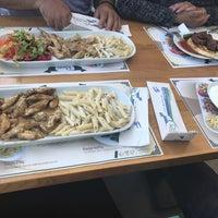 4/4/2018 tarihinde Berna K.ziyaretçi tarafından Köfteci Ramiz'de çekilen fotoğraf