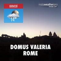 Foto tirada no(a) Domus Valeria por Marco V. A. em 9/26/2013