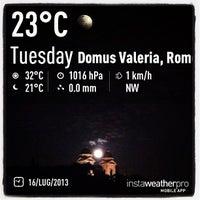 Foto tirada no(a) Domus Valeria por Marco V. A. em 7/15/2013